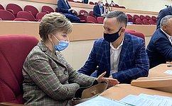 О. Алексеев: Проект бюджета Саратовской области социально ориентирован