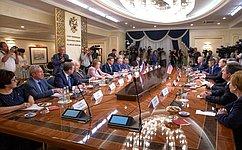 К. Косачев: Сенаторы настроены наподдержание ипродолжение российско-американского диалога