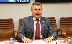 В. Васильев провел «круглый стол» понормативно-правовому регулированию контроля заорганизацией ипроведением техосмотра