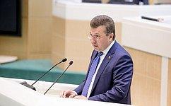 В. Васильев: Необходимо повысить инвестиционную привлекательность транспортной отрасли