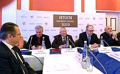 Е.Борисов: Вопросы системного решения проблем развития отечественного коневодства— напостоянном контроле СФ