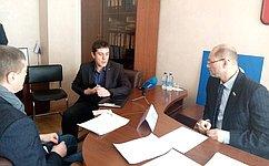 Важно минимизировать административные барьеры для ведения бизнеса врегионах— В.Лакунин