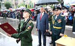 Н. Тихомиров: Череповецкое высшее военное инженерное училище радиоэлектроники— один изведущих военных вузов страны