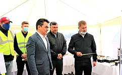 И. Ялалов: Финансирование проектов пореконструкции участков трассы М-5 Урал вБашкортостане должно быть поддержано