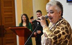 И.Тихонова поздравила работников иветеранов социальных служб Липецкой области спрофессиональным праздником