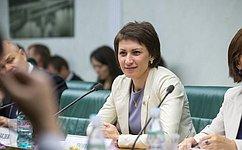 Т.Лебедева: Форум «Ростов» объединяет социально-активных ицелеустремленных молодых людей