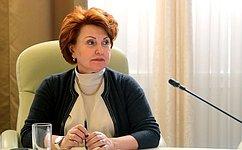 Н. Болтенко посетила моногород вНовосибирской области