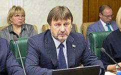 В. Лебедев выступил против усложнения процедуры аренды лесных участков