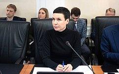 И. Рукавишникова: Совет Федерации уделяет пристальное внимание вопросам обеспечения защиты прав потребителей