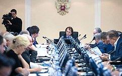 С. Лисовский провел совещание, посвященное подготовке квесенним полевым работам 2019года