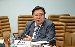 А.Акимов отчитался освоей работе перед жителями муниципальных образований Якутии