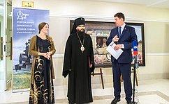 ВСовете Федерации открылась выставка «Русский Север»