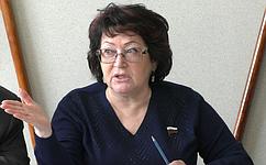 Проведение регулярных приемов граждан позволяет оперативно решать поднятые вопросы— Л.Талабаева