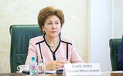 Г.Карелова: Вворонежских школах постепенно ликвидируется вторая смена