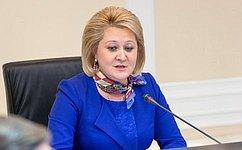 ВСаратовской области уделяется приоритетное вниманиекультуре иобразованию– Л.Гумерова