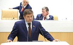 Сенаторы одобрили закон, касающийся банковской деятельности