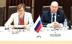 Л. Бокова приняла участие в53-м заседании Комитета ПАЧЭС покультуре, образованию исоциальным вопросам