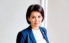 Сенатор Российской Федерации Маргарита Павлова исполнила новогоднее желание опекаемой девочки изЗлатоуста имальчика сограниченными возможностями здоровья изИваново
