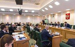 В.Матвиенко: Субъектам Федерации необходимо перейти напошаговое планирование целей всфере культуры