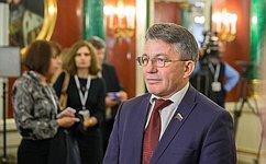 В.Озеров: Президент России дал четкий сигнал– наша страна готова минимизировать угрозу терроризма