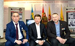 В.Харлов принял участие вторжественных мероприятиях посвященных 30-ойгодовщине вывода войск изАфганистана