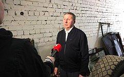 С. Березкин принял участие впрезентации проекта повосстановлению грузовика ЯАЗ-200 вЯрославле
