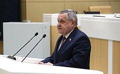 Внесено изменение взаконодательство вчасти назначения граждан надолжности высших офицеров