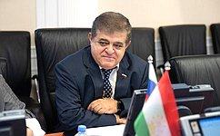 Растет опыт межпарламентского взаимодействия при реализации российско-таджикских межгосударственных проектов— В.Джабаров