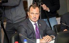 Ю. Федоров принял участие взаседании Ассоциации законодательных органов регионов, входящих вПФО
