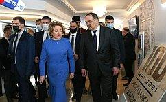 ВСовете Федерации прошли Дни Республики Дагестан