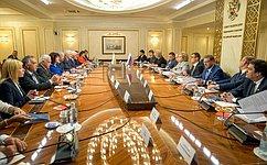 В.Матвиенко: Россия иБолгария заинтересованы всотрудничестве