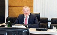 С. Горняков провел вВолгоградской области дистанционный прием граждан повопросам здравоохранения