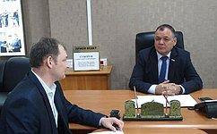 А.Суворов: Совет Федерации уделяет самое пристальное внимание вопросам ЖКХ