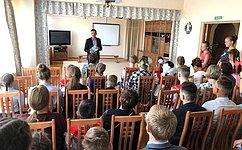 Д. Шатохин обсудил вопросы обеспечения жильем детей-сирот вРеспублики Коми
