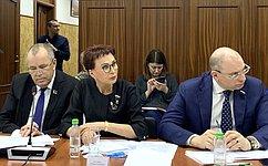 Т.Кусайко: Навыездном заседании правительства Мурманской области обсуждались актуальные для региона социально-экономические вопросы
