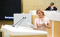 СФ поддержал изменения взакон «Огосударственной регистрации юридических лиц ииндивидуальных предпринимателей»