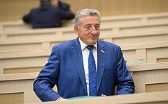 Сергей Лукин подвел итоги весенней сессии Совета Федерации– строительная отрасль получила серьезную поддержку