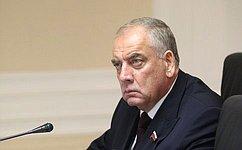 Врамках работы вНовгородской области С.Митин встретился сглавой региона А.Никитиным ипредставителями рыбопромышленников