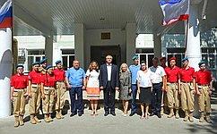 Подразделения Воздушно-десантных войск надежно обеспечивают мирную жизнь крымчан– О.Ковитиди
