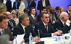 Н. Федоров: Межпарламентское сотрудничество— высокоэффективный формат взаимодействия между странами БРИКС