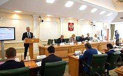 И. Умаханов: Совет Федерации уделяет особое внимание вопросам стимулирования изобретательской активности вРоссии