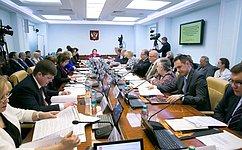 Комитет СФ понауке, образованию икультуре рассмотрел актуальные вопросы реализации культурной политики иразвития сферы образования вАдыгее