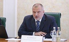 А. Клишас представил вКонституционном суде позицию СФ пожалобе назакон особраниях, митингах, демонстрациях, шествиях ипикетированиях
