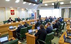 Прогноз социально-экономического развития РФ на2019год инаплановый период 2020 и2021годы рассмотрел Комитет СФ поэкономической политике
