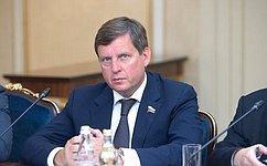 А. Епишин: Совет Федерации уделяет самое пристальное внимание состоянию бюджетов субъектов РФ