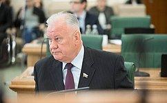 В. Едалов провел прием граждан вселе Старое Славкино Пензенской области