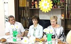 Е.Попова: ВВолгоградской области идет строительство новых школ идетских садов, модернизируются медицинские учреждения