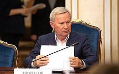 М. Афанасов выступил назаседании Комитета ПАЧЭС, посвященном обсуждению роли института омбудсмена
