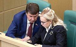 О. Ковитиди: Необходимость внесения изменений взакон, регулирующий деятельность СЭЗ вКрыму, была поддержана Министром экономического развития РФ