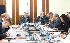 ВКомитете СФ пообороне ибезопасности обсудили тему совершенствования института конфискации имущества вРФ